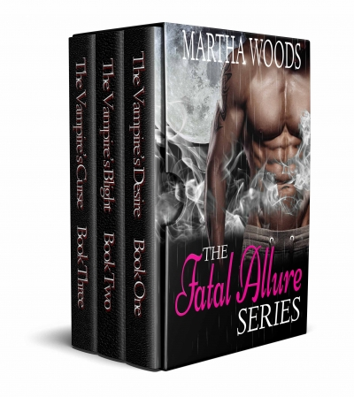 Paranormal Romance: Preview of the Fatal Allure Boxset