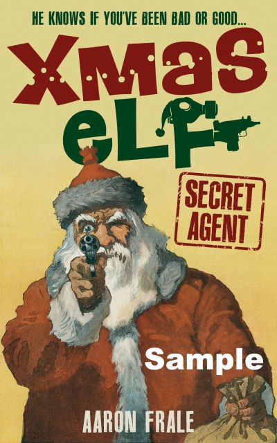 Xmas Elf: Secret Agent - Sample