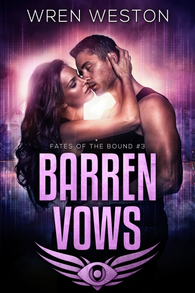 Barren Vows (Book #3 - Fates of the Bound)