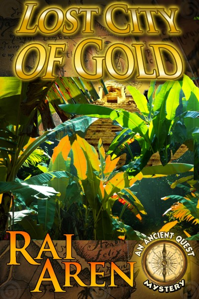 Lost City of Gold (an archaeology adventure novella) A dangerous adventure beckons deep in the Amazon jungle...