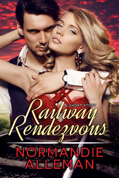 Railway Rendezvous by Normandie Alleman
