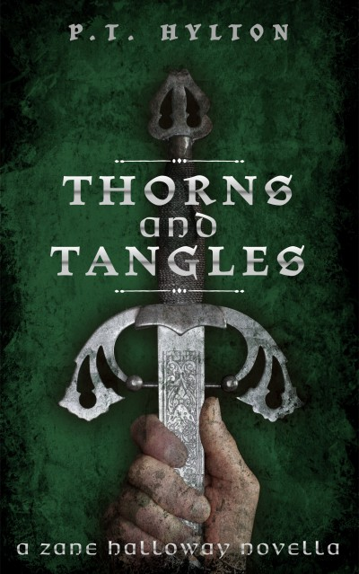 Thorns and Tangles (Excerpt) - Zane Halloway Book One