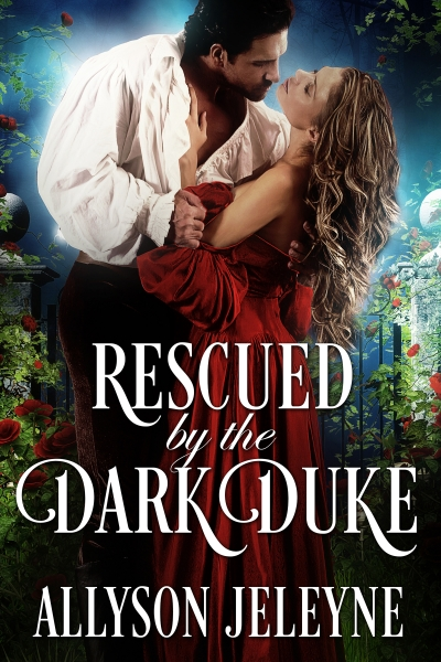 Rescued by the Dark Duke