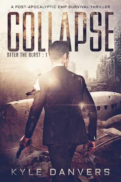 COLLAPSE: After the Blast Book 1 Preview