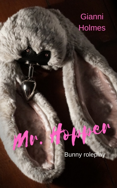 Mr. Hopper-A Will and Ainsley Easter Scene