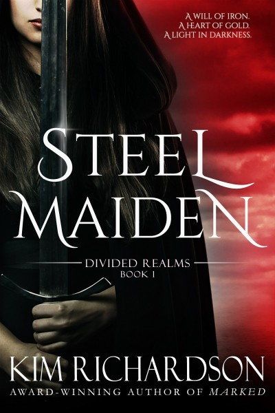 Steel Maiden (Divided Realms Book 1)