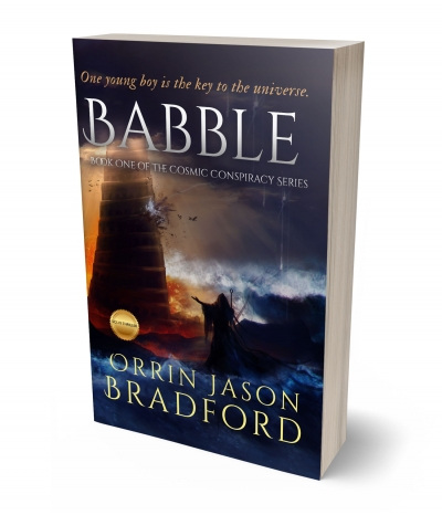 Sneak Peek of Babble (Book 1 of the Cosmic Conspiracy Series)
