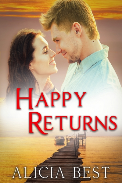 A Clean, Fun, Happy Ever After Romance! When Meredith Thomas returns home  to Shady Piers for the huge birthday party her parents hold for her each  year, ...