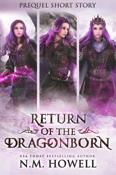 Return of the Dragonborn: Prequel Story