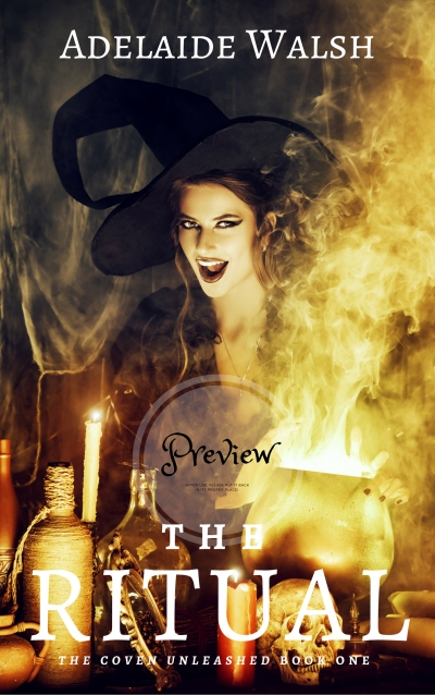 The Ritual: Urban Fantasy Clean FF Romance