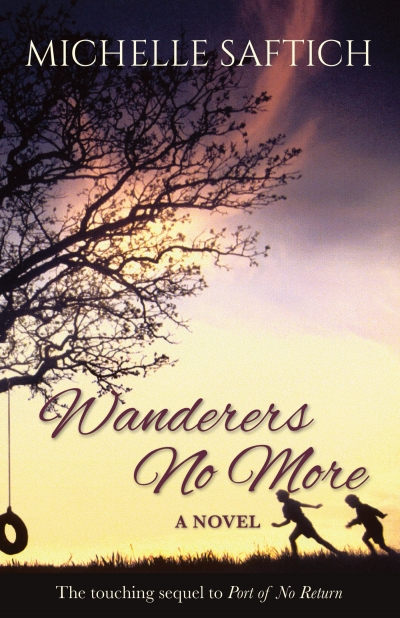 Wanderers No More, by Michelle Saftich (sample)