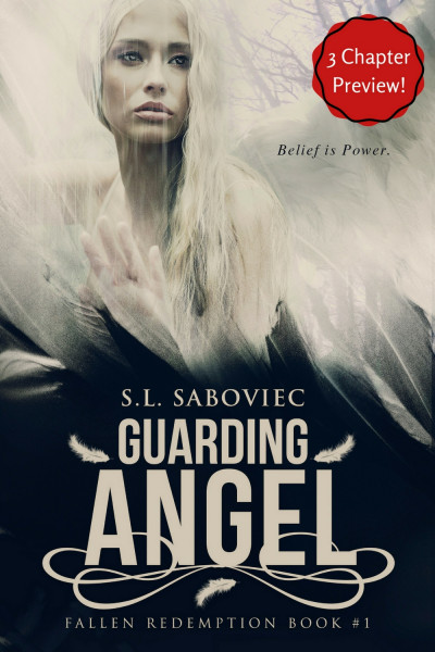 Guarding Angel (3 Chapter Preview)