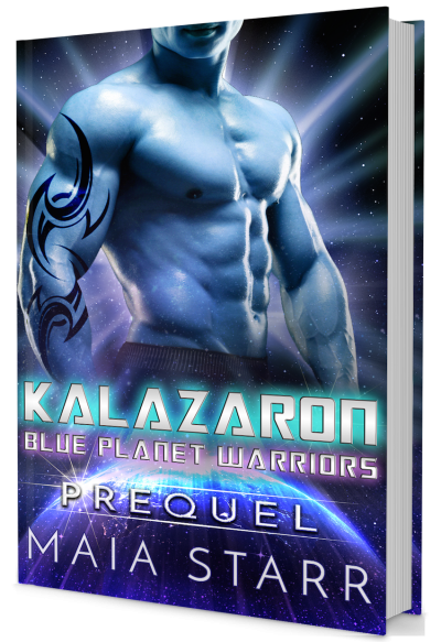 Kalazaron Blue Planet Warriors Prequel