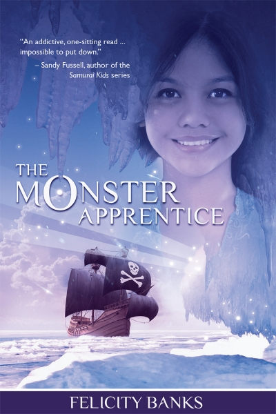 The Monster Apprentice, by Felicity Banks (sample)