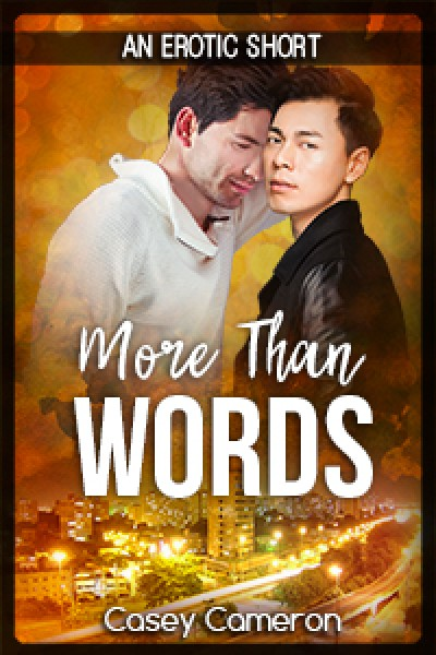 More Than Words (An Erotic Short)