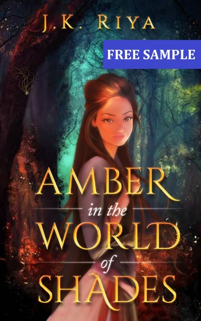 Amber in the World of Shades - Sample