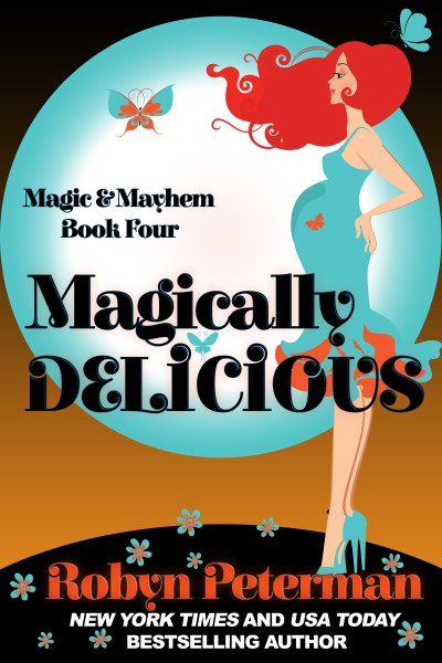 SNEAK PEEK of MAGICALLY DELICIOUS!!!!! WOOOHOOOOO!
