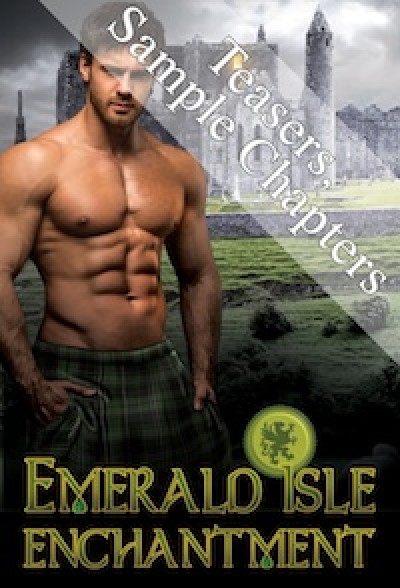 Teaser, Sample Chapters, Emerald Isle Enchantment