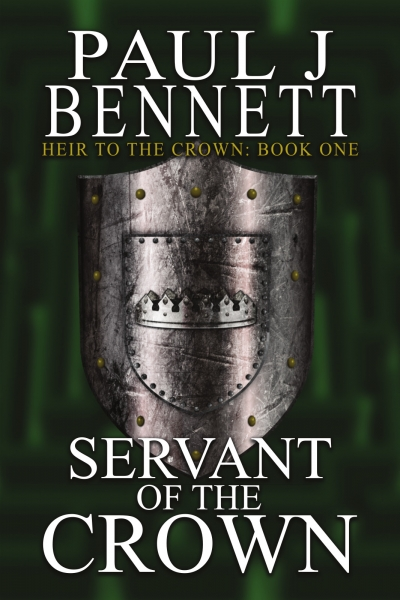 Servant of the Crown (Heir to the Crown: Book 1)