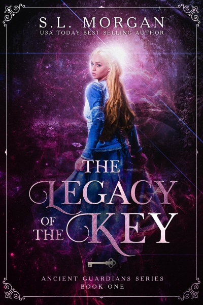 Introduction to The Legacy of the Key (Ancient Guardians Series, Book One)