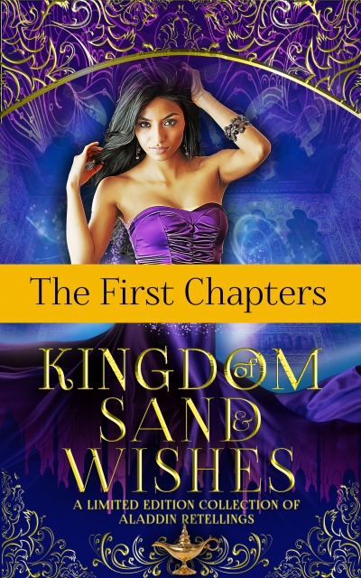 Kingdom of Sand and Wishes first chapters
