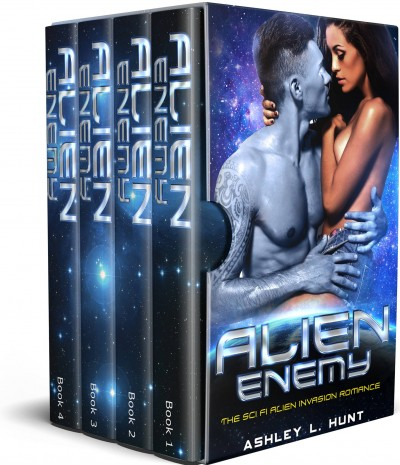 Alien Enemy Box Set