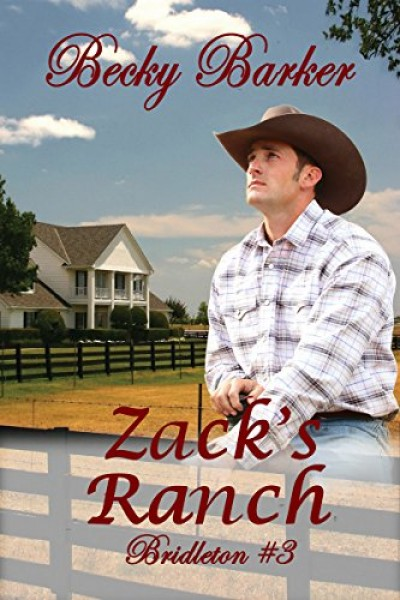 Zack's Ranch (Contemporary Western Romance with Suspense Elements)