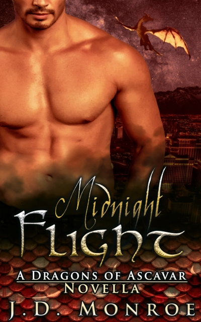 Midnight Flight - A Dragons of Ascavar Novella