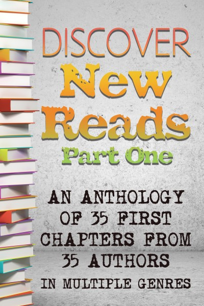 Discover New Reads Anthology