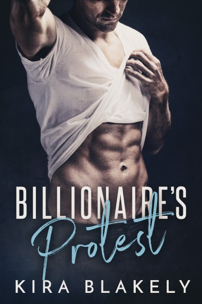 Billionaire's Protest Steamy Short Story