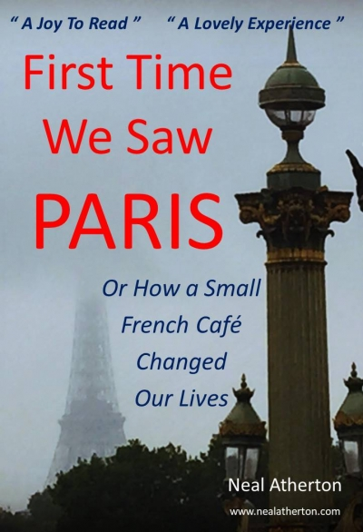 FIRST TIME WE SAW PARIS