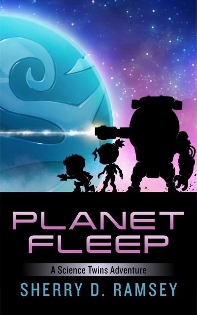 Planet Fleep: A Science Twins Adventure - Preview