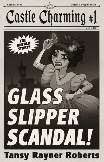 Glass Slipper Scandal (Castle Charming #1)