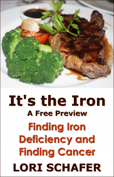 It's the Iron: Finding Iron Deficiency and Finding Cancer