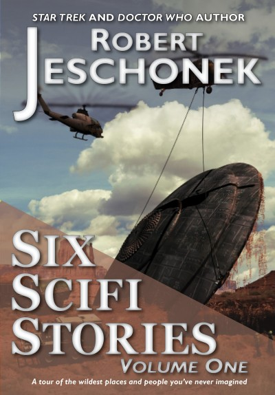 Six Scifi Stories Volume One