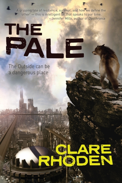 The Pale, by Clare Rhoden (sample)