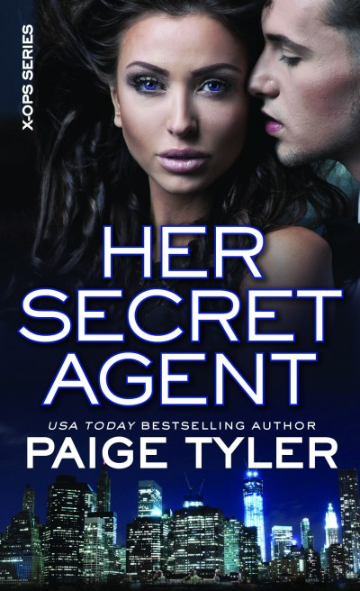 Her Secret Agent (an X-OPS Novella, 0.5)