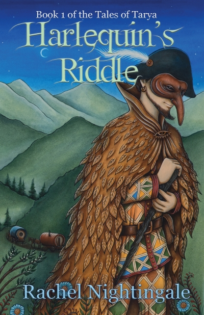 Harlequin's Riddle, by Rachel Nightingale (sample)
