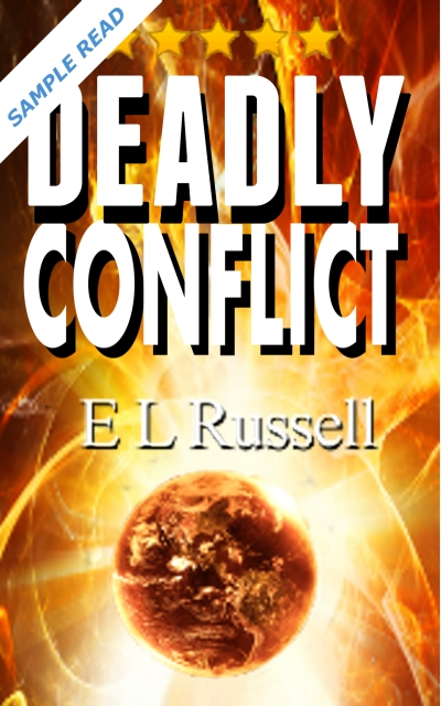 Deadly Conflict - vol 6 Sample read