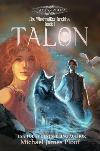 Talon (The Windwalker Archive Trilogy Book 1)