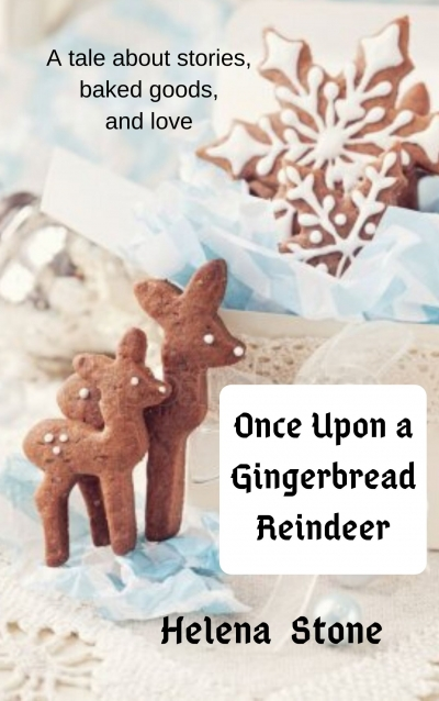 Once Upon a Gingerbread Reindeer