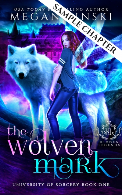 The Wolven Mark: Sample Chapter